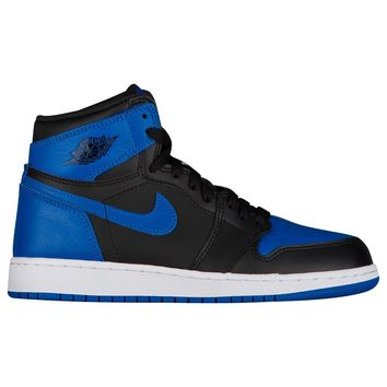 Jordan Retro 1 High OG - Boys' Grade School at Kids Foot Locker