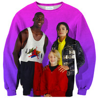 90s People Sweater