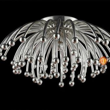 Modern Creative Ceiling Lamps,Silver Plated Acrylic Coral Lights For Living Room/Bedroom/Kitchen Room For Decoration(XP-50)