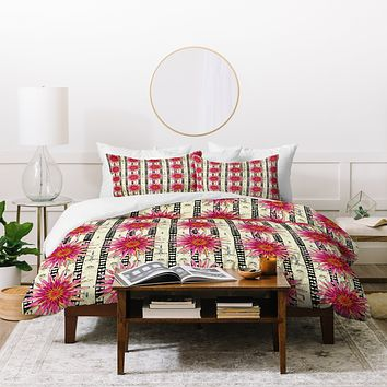 Ingrid Padilla Flower Country Duvet Cover