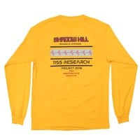 TECHNICAL RESEARCH TANGERINE LONG SLEEVE