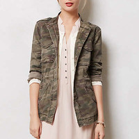 Anthropologie - Riley Camo Jacket