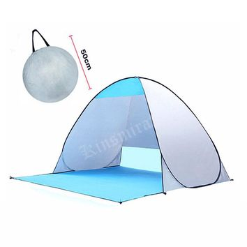 UV-protection Tent  for Camping Fishing Beach etc