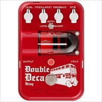 Vox TG2DDDL Tone Garage Double Deca Delay Pedal with 3205 BBD Chips from Hello Music
