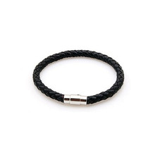Hot Sale Stylish New Arrival Gift Awesome Great Deal Shiny Leather Accessory Ring Korean Men Bracelet [6526727171]