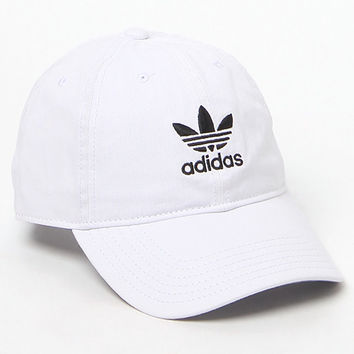 adidas Washed Canvas 6-Panel Hat at PacSun.com