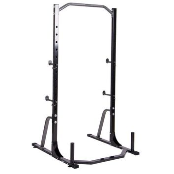 Body Champ Power Rack System with Olympic Weight Plate Storage | Academy