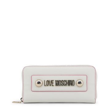 Love Moschino Women White Wallets