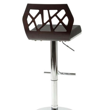 Sophia Adjustable Bar / Counter Stool design by Euro Style