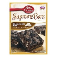 Betty Crocker Mississippi Mud Bars 15.3 oz