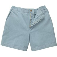 Preppy Camp Short in Light Blue by Southern Proper