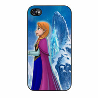 Frozen Elsa Anda Best Friends Sisters Forever B iPhone 4 Case