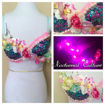 Tropical Rave bra