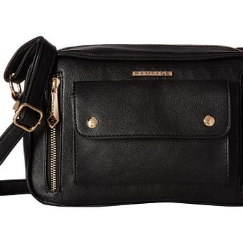 Rampage Functional Crossbody with Phone Pouch