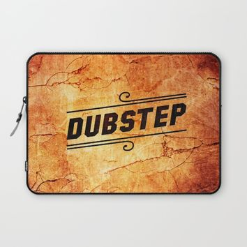 Dubstep Laptop Sleeve by Badbugs_art