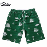 Quick-drying Men's Beach Shorts Swimwear Swimsuits Men Board shorts Sweatpants Active Bermudas Man Boxers Trunks
