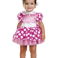 Infant Pink Minnie Mouse Costume