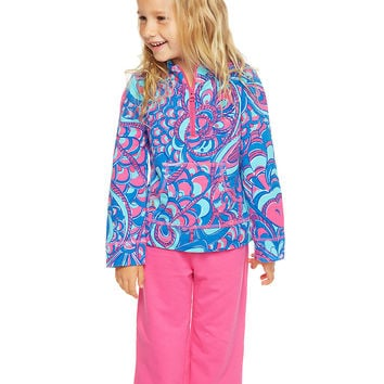 Lilly Pulitzer Girls Mini Skipper Popover