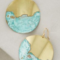 Sibilia Torquato Earrings in Gold Size: One Size Earrings