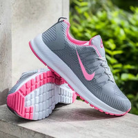 """NIKE"" Fashion Casual Breathable Women Sneakers Running Shoes"