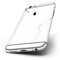 The Gray 319 Textured Marble Six-Piece Skin Kit for the iPhone 6/6s or 6/6s Plus