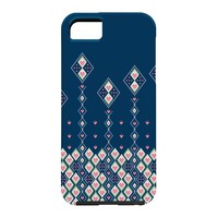 Belle13 Abstract Love Flowers Cell Phone Case