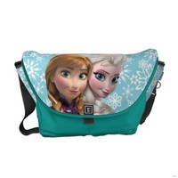 Anna and Elsa Messenger Bags