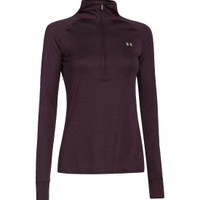 Under Armour Women's UA Tech Half Zip Long Sleeve Shirt