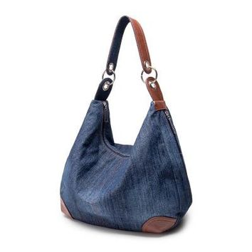 2017New Fashion Large Luxury Handbags Women Bag Designer Ladies Hand bags Big Purses jeans bagTote Denim Shoulder Crossbody sac