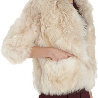 Marni Lamb Fur Jacket at Barneys.com