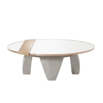 HEIDI COFFEE TABLE - MIRROR