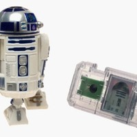 Star Wars Episode I: The Phantom Menace, R2-D2 (Booster Rockets) Action Figure, 3.75 Inches