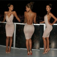 Freeshipping High Quality 2017 Summer Dress Bodycon Dress Womens Sexy Dresses Party Night Club Dress