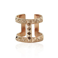 THE T-BAR STUD RING