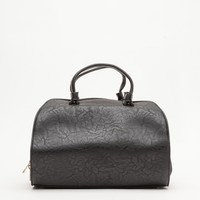 Seville Doctors Bag in Black