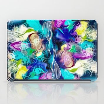 Voice iPad Case by violajohnsonriley