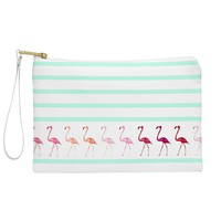 Monika Strigel Mini Flamingo Walk Pouch