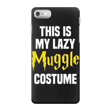 This Is My Lazy Muggle Costume iPhone 7 Case