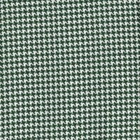 Hunter Green Houndstooth Fabric, Cotton Fabric, Fabric by the yard, quilting fabric