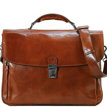 Personalize Firenze Laptop Briefcase