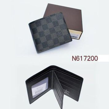LMFON Tagre? Louis Vuitton FASHION MEN'S WALLET ZERO PURSE, Day-First?
