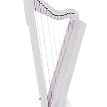Harpsicle Harp - White