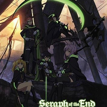 Micah Solusod & Justin Briner & Jerry Jewell-Seraph of the End: Vampire Reign - Season One, Part One