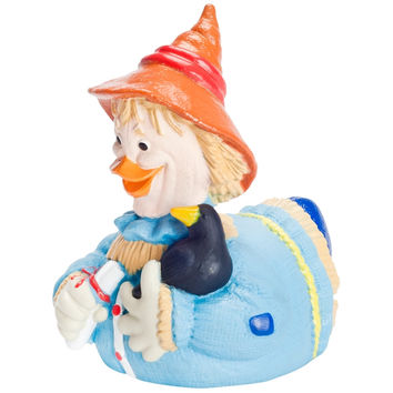 The Scarecrow From The Wizard of Oz Rubber Duck