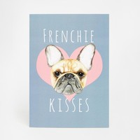 Jolly Awesome | Jolly Awesome Frenchie Kisses Card at ASOS