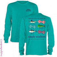 PREPPY FISH SIMPLY SOUTHERN