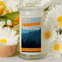Greetings From Tennessee - Greetings From Candles