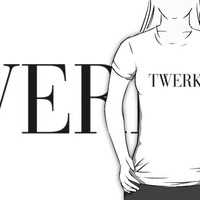 Twerk Vogue Typography