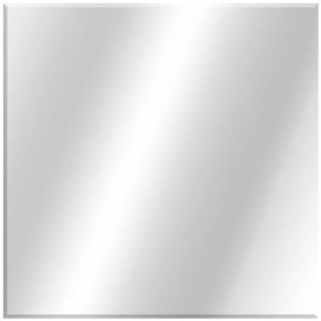 Glacier Bay 36 in. W x 36 in. L Beveled Edge Bath Wall Mirror 81182 at The Home Depot - Mobile