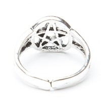 Brandy ♥ Melville |  Pentagram Star Knuckle Ring - Accessories